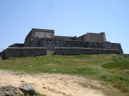 Fort Ilha de Pessegueiro Porto Covo Portugal