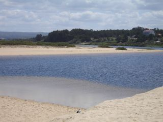 Lagoon Melides Portugal