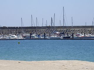 Vasco da Gama Strand Sines Portugal