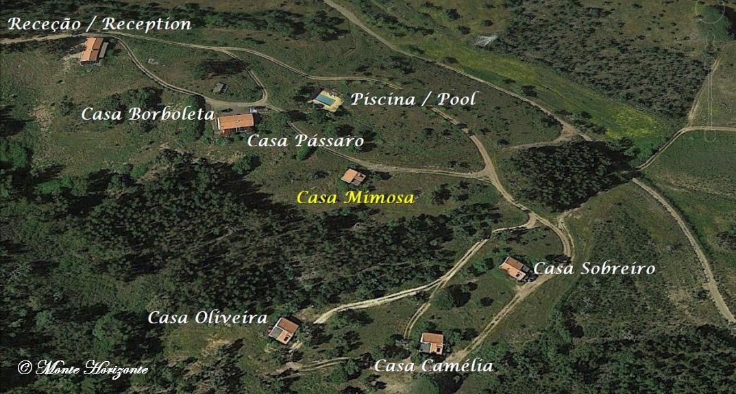Ferien in Portugal Monte Horizonte Casa Mimosa