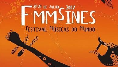 Festival do Mundo Sines Portugal