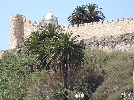 Castle Sines Portugal