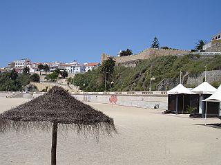 Vasco da Gama Beach Sines Portugal
