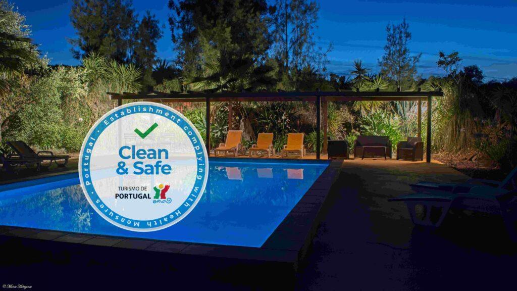 Covid-19 Monte Horizonte Piscina Clean & Safe