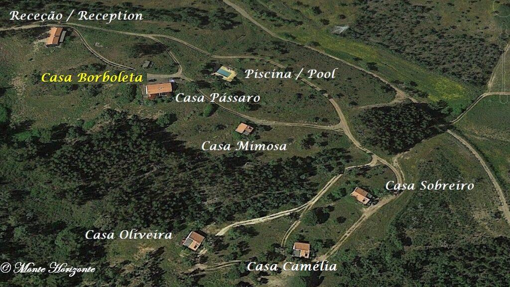 Férias em Monte Horizonte em Portugal