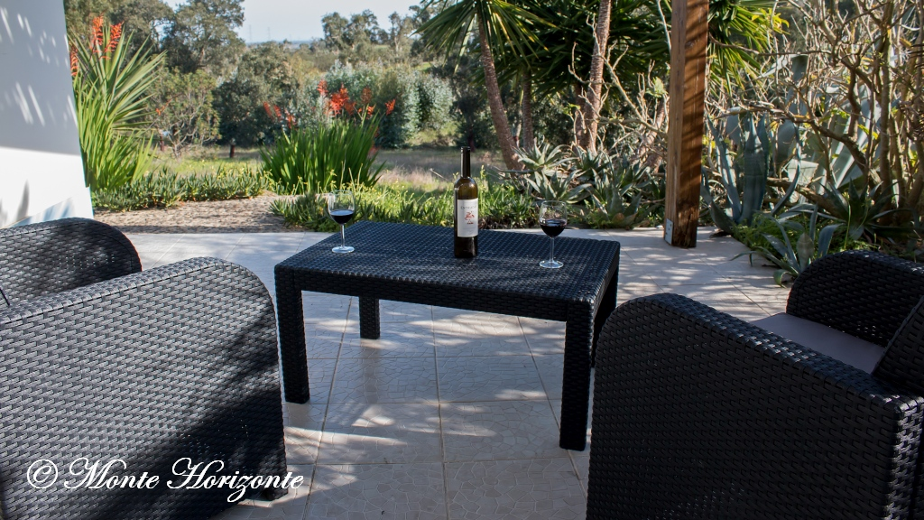 Monte Horizonte Holiday Portugal Casa Mimosa Terrcae