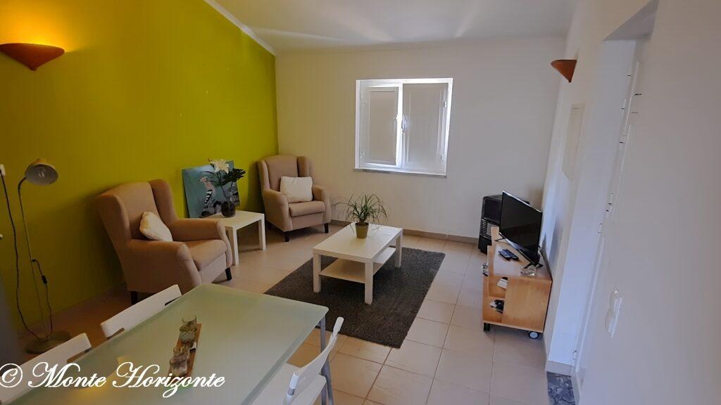 Monte Horizonte Holiday Portugal Casa Oliveira Living Room