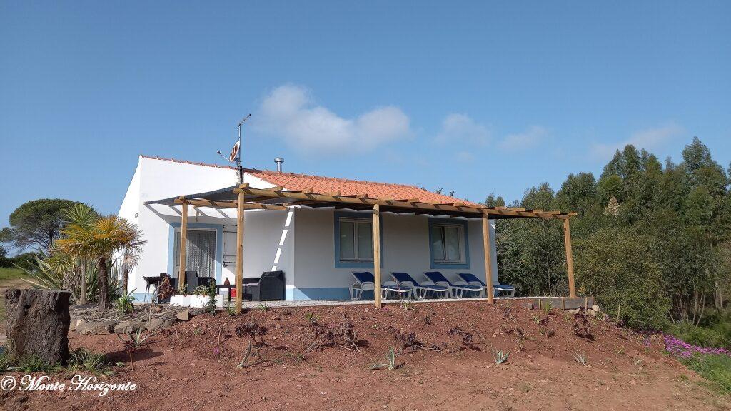Monte Horizonte Holiday Portugal Casa Sobreiro Terrace