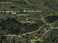 Monte Horizonte Holiday Portugal Casa Camelia Location