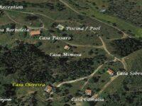 Monte Horizonte Holiday Portugal Casa Oliveira Location